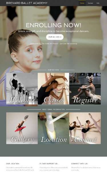 Brevard Ballet Academy